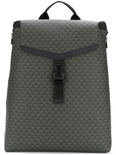 рюкзак со сплошным тиснением логотипа Emporio Armani