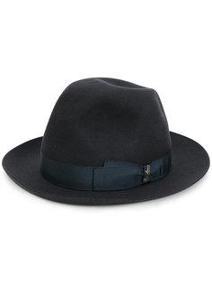 классическая шляпа-федора Borsalino