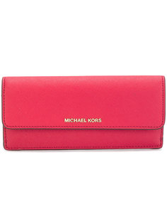 кошелек Jet Set Travel Michael Kors