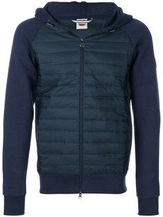 куртка с капюшоном и панельным дизайном Colmar