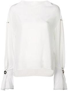 блузка с кольцами  3.1 Phillip Lim