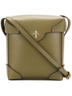 square shoulder bag Manu Atelier