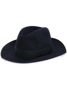 классическая ковбойская шляпа Borsalino