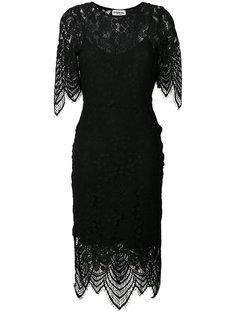 многослойное кружевное платье  Essentiel Antwerp