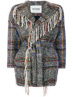 куртка с клетку  Ava Adore