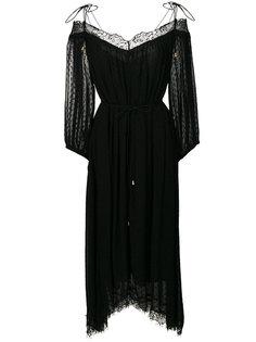 платье Oignon с кружевом Essentiel Antwerp