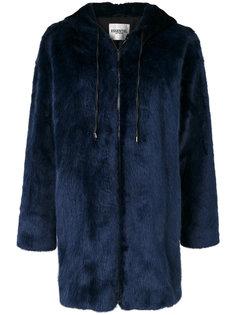 куртка Omona из искусственного меха Essentiel Antwerp
