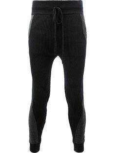 панельные брюки на шнурке Haider Ackermann