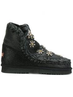 декорированные ботинки Eskimo 18 Mou