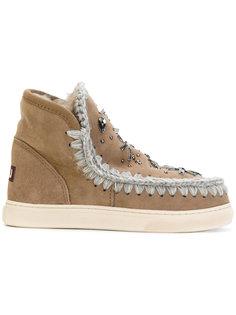 декорированные ботинки Eskimo Mou