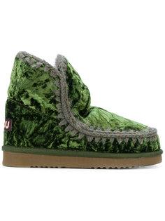 бархатные ботинки Eskimo 18 Mou