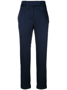 укороченные строгие брюки  Haider Ackermann