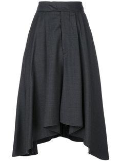 асимметричная юбка Misa Isabel Marant