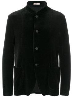бархатная куртка Armani Collezioni