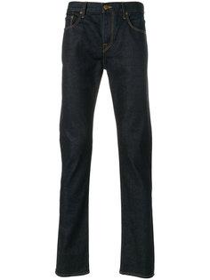джинсы узкого кроя Burberry