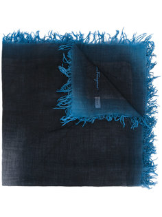 шарф с тонально-градиентным эффектом Salvatore Ferragamo
