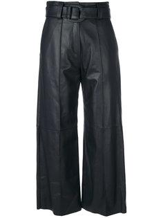 укороченные широкие брюки  Drome