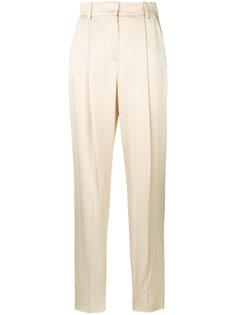 брюки с завышенной талией  Emporio Armani