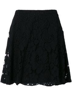 юбка с завышенной талией  Michael Michael Kors