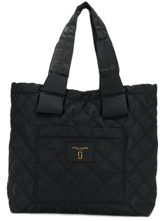 стеганая сумка-тоут Marc Jacobs