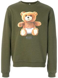 Teddy sweatshirt Moschino
