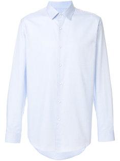 рубашка узкого кроя Boss Hugo Boss