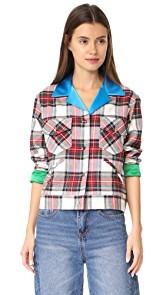 Harvey Faircloth Plaid Shirt