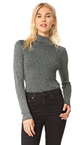 MKT Studio Kala Ribbed Turtleneck