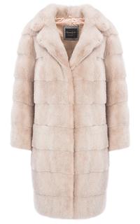 Пальто из меха норки Flaumfeder
