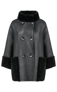 Женская куртка из овчины Virtuale Fur Collection