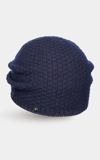 Синяя шапка Canoe