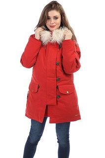 Куртка парка женская Extra Lora Red