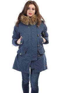 Куртка парка женская Extra Lora Dk.blue