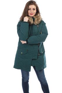 Куртка парка женская Extra Lora Green