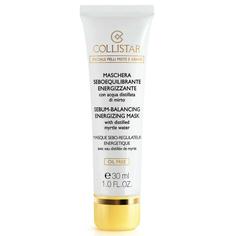 COLLISTAR Тонизирующая маска против жирного блеска кожи с дистиллированным экстрактом мирта 30 мл