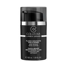 COLLISTAR Увлажняющий флюид для кожи и бороды для мужчин 50 мл