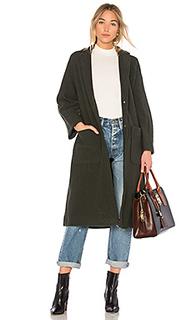 Пальто с запахом nuevo taos - APIECE APART