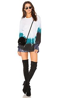 Платье graphic t-shirt - Baja East