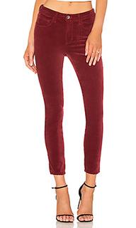 Узкие бархатные брюки margot - LAGENCE