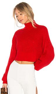 Укороченный свитер union - Lovers + Friends