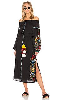 Макси платье cerra - MISA Los Angeles