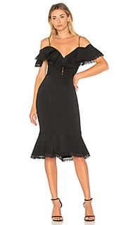 Платье миди - NICHOLAS