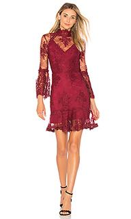 Платье на пуговицах octavia - NICHOLAS