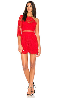 Платье с одним плечом pippa - SAYLOR
