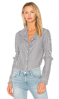 Striped button down tunic - See By Chloe