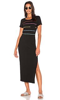 Платье-майка tennis stripe - Wildfox Couture
