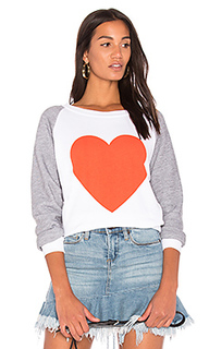 Круглая горловина perfect heart - Wildfox Couture