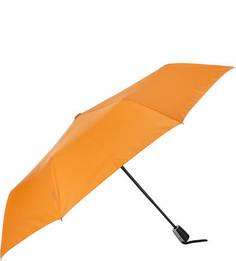Оранжевый зонт из полиэстера Doppler