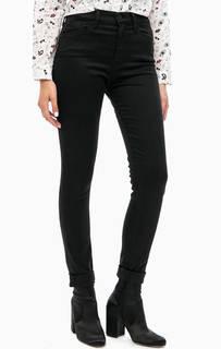 Зауженные брюки с завышенной талией Mavi