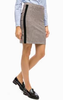 Короткая повседневная юбка More & More
